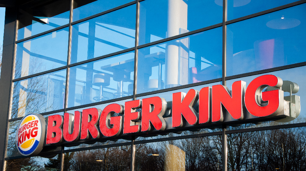 Lieferservice Burger King